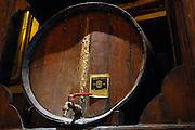 Griekenland, Athene, 5-7-2008Een vat met ouzo, een traditionele griekse anijslikeur met 40% alkohol.A barrel with ouzo, a typical and traditional greek liquor containing 40% alcoholFoto: Flip Franssen