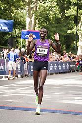 NYRR Oakley Mini 10K for Women: Edna Kiplagat, Kenya, Nike