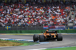 July 22, 2018 - Hockenheim, Germany - Motorsports: FIA Formula One World Championship 2018, Grand Prix of Germany, .#2 Stoffel Vandoorne (BEL, McLaren F1 Team) (Credit Image: © Hoch Zwei via ZUMA Wire)
