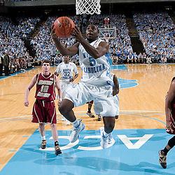 2009-01-04 Boston College at North Carolina Tar Heels basketball