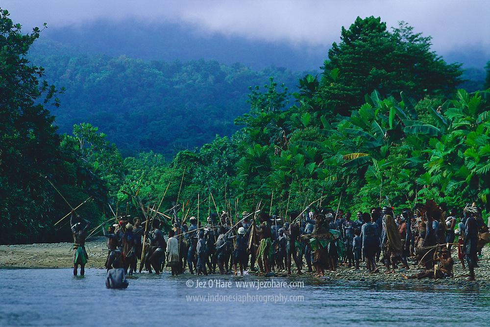 Faowi, Rouffaer Reserves, Puncak Jaya, Papua, Indonesia.