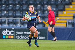 Taz Bricknell of Worcester Warriors Women - Mandatory by-line: Nick Browning/JMP - 24/10/2020 - RUGBY - Sixways Stadium - Worcester, England - Worcester Warriors Women v Wasps FC Ladies - Allianz Premier 15s