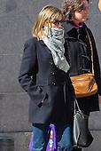 Queen Letizia shopping alone