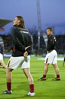 MODENA 18/4/2004 Campionato Italiano Serie A <br />30a Giornata - Matchday 30 <br />MODENA ROMA 0-1 <br />Francesco Totti e Antonio Cassano<br /> Foto Andrea Staccioli Graffiti