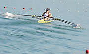 Banyoles, SPAIN,   GBR W2X-,  bow [right]  Annie VERNON and Anna BEBINGTON, moving away from the start, during their heat of the  women's Double Sculls, at the  FISA World Cup Rd 1. Lake Banyoles Friday 29/05/2009   [Mandatory Credit. Peter Spurrier/Intersport Images]