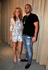 Lindsay Lohan looking thin - 31 Aug 2018