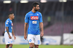 October 29, 2017 - Naples, Naples, Italy - Raul Albiol of SSC Napoli during the Serie A TIM match between SSC Napoli and US Sassuolo at Stadio San Paolo Naples Italy on 29 October 2017. (Credit Image: © Franco Romano/NurPhoto via ZUMA Press)