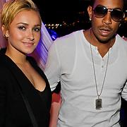 MON/Monte Carlo/20100512 - World Music Awards 2010, Hayden Panettiere en Ludacris