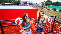 Os primeiros planetários e público em geral na 22ª edição do Planeta Atlântida. O maior festival de música do Sul do Brasil ocorre nos dias 3 e 4 de fevereiro, na SABA, na praia de Atlântida, no Litoral Norte gaúcho.  Foto: Lucas Uebel / Agência Preview