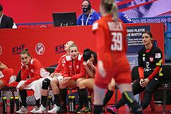 KOLDING, DENMARK - DECEMBER 5: Polish players during the EHF Euro 2020 Group D match between Poland and Romania in Sydbank Arena, Kolding, Denmark on December 5, 2020. Photo Credit: Allan Jensen/EVENTMEDIA.
