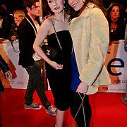 NLD/Den Haag/20110406 - Premiere Alle Tijden, Carice van Houten en Halina Reijn