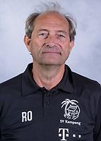 UTRECHT -  Coach Roelant Oltmans (Kampong)  Kampong Heren I, seizoen 2021/2022.      COPYRIGHT KOEN SUYK