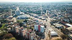 Foto aérea de Gravataí