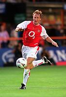 Fotball. 2002/2003. 06.08.2002.<br /> Barnet v Arsenal.<br /> Ray Parlour, Arsenal.<br /> Foto: Matthew Impey, Digitalsport