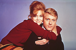 1967, Film Title: BAREFOOT IN THE PARK, Director: GENE SAKS, Pictured: JANE FONDA, ROBERT REDFORD. (Credit Image: SNAP/ZUMAPRESS.com) (Credit Image: © SNAP/Entertainment Pictures/ZUMAPRESS.com)