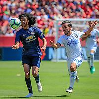 2018.07.22 San Jose Earthquakes vs Manchester United; Friendly