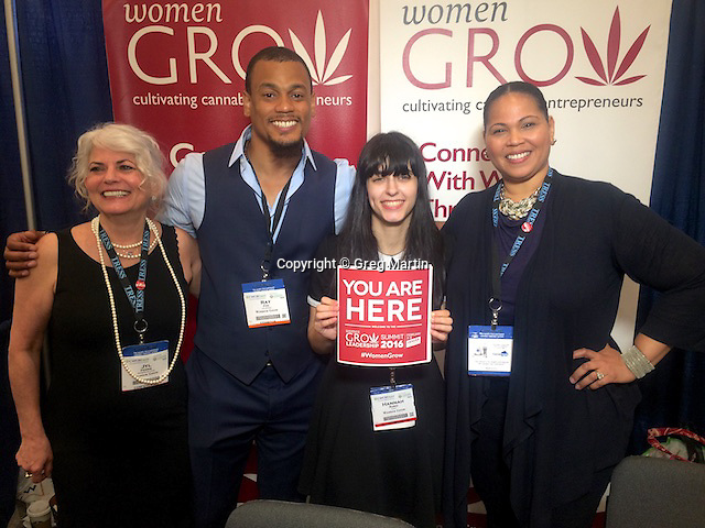 Women who grow.<br /> CWCBE NYC 2106