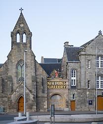 THEMENBILD - Ansicht der Queens Gallery, Edinburgh, Schottland, aufgenommen am 06. Juni 2015 // the Queens Gallery, Edinburgh, Scotland on 2015/06/06. EXPA Pictures © 2015, PhotoCredit: EXPA/ JFK