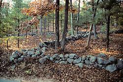 Sudbury Scenic Stone Wall