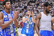 DESCRIZIONE : Campionato 2014/15 Serie A Beko Dinamo Banco di Sardegna Sassari - Grissin Bon Reggio Emilia Finale Playoff Gara4<br /> GIOCATORE : Manuel Vanuzzo<br /> CATEGORIA : Postgame Ritratto Esultanza<br /> SQUADRA : Dinamo Banco di Sardegna Sassari<br /> EVENTO : LegaBasket Serie A Beko 2014/2015<br /> GARA : Dinamo Banco di Sardegna Sassari - Grissin Bon Reggio Emilia Finale Playoff Gara4<br /> DATA : 20/06/2015<br /> SPORT : Pallacanestro <br /> AUTORE : Agenzia Ciamillo-Castoria/L.Canu