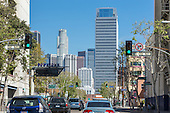 STOCK: Downtown Los Angeles