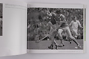 Tim Crowley and John McIntyre in action in the 1985 Munster Championship.