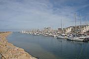 Israel, Herzliya, Yachts in the Marina, .