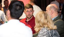 Frank Fielding of Bristol City mingles with guests during the Lansdown Club event - Mandatory by-line: Robbie Stephenson/JMP - 06/09/2016 - GENERAL SPORT - Ashton Gate - Bristol, England - Lansdown Club -