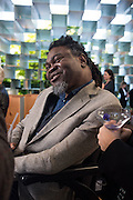 YINKA SHONIBARE, Party  to celebrate Julia Peyton-Jones's  25 years at the Serpentine. London. 20 June 2016