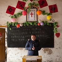 CHINA: UNDERGROUND CHURCHES