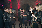 Stephen Webster: 7 Deadly Sins And No Regrets - launch party, Old Vic Tunnels (formerly Leake Street Tunnel), Waterloo, London SE1, 8 December 2010. DO NOT ARCHIVE-© Copyright Photograph by Dafydd Jones. 248 Clapham Rd. London SW9 0PZ. Tel 0207 820 0771. www.dafjones.com.