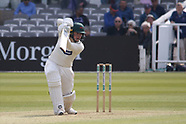 Middlesex County Cricket Club v Leicestershire County Cricket Club 150519