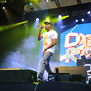 Dizzee Rascal Live @ the Eden Sessions, Saturday 21st June 2014, The Eden Project, Cornwall, United Kingdom