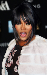 © Licensed to London News Pictures. 12/03/2015, UK. Naomi Campbell,  Alexander McQueen: Savage Beauty Fashion Gala, Victoria & Albert Museum, London UK, 12 March 2015. Photo credit : Richard Goldschmidt/Piqtured/LNP