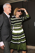 Sept. 11, 2014 - New York, NY, United States - <br /> <br /> Marc Jacobs arrivals<br /> <br /> Anna Wintour arrives at the Marc Jacobs fashion show during Mercedes-Benz Fashion Week Spring 2015 at Park Avenue Armory on September 11, 2014 in New York City<br /> ©Exclusivepix