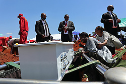 South Africa – Johannesburg – 45 day wait. 15 October 2020. The family of Down syndrome girl Rene Andrews from Eldorado Park had to wait 45 days to find out that their child had passed away. She was laid to rest on Thursday. Picture: Timothy Bernard/African News Agency(ANA)