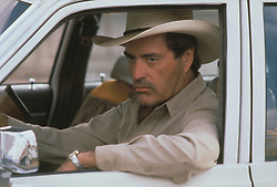 May 15, 2017 - Hollywood, USA - U-TURN (1997)..POWERS BOOTHE..UTRN 062..MOVIESTORE COLLECTION LTD..Credit: Moviestore Collection/face to face..- Editorial use only  (Credit Image: © face to face via ZUMA Press)