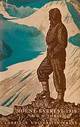 Mount Everest 1938, H.W.( Bill) Tilman, British Mount Everest Expedition, Tibet, book cover, 1948.