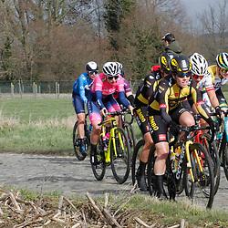 14-03-2021: Wielrennen: GP Oetingen: Oetingen: Marianne Vos: Anna Henderson