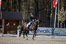 De Koeyer Jasmien, NED, Esperanza<br /> CDI 3* Opglabeek<br /> © Hippo Foto - Dirk Caremans<br />  23/04/2021