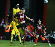 Liverpools Mamdou Sakho during the Capital One Cup match between Bournemouth and Liverpool at the Goldsands Stadium, Bournemouth, England on 17 December 2014.