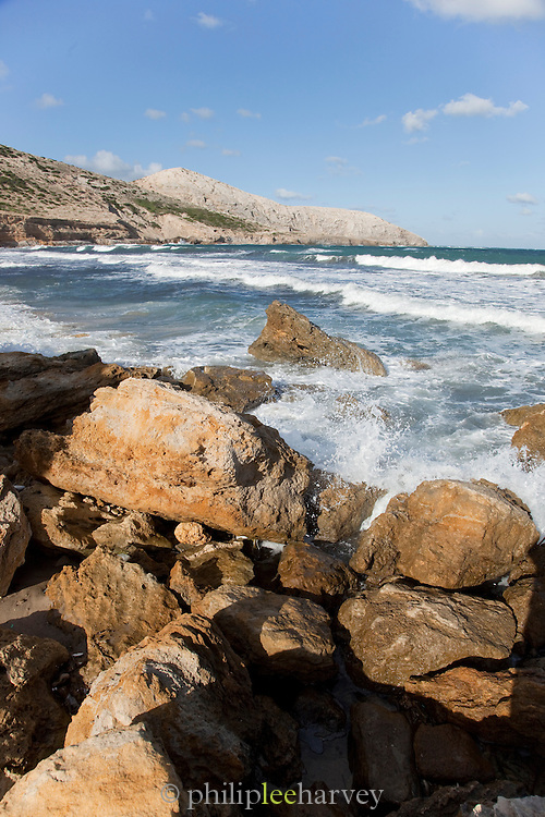 Most northern point of Tunisia, near Bizerte