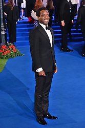 © Licensed to London News Pictures. 12/12/2018. London, UK. KOBNA HOLDBROOK-SMITH attends attends the Mary Poppins Returns European film premiere held at the Royal Albert Hall. Photo credit: Ray Tang/LNP