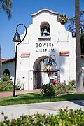 Bowers Museum in Santa Ana California