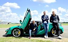 Top Gear Photocall - 9 June 2019