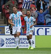 Huddersfield Town v Blackburn Rovers 150815