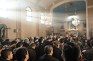 The Syriac bishop of the Samatya Kilisesi (Church) in Istanbul's Fatih neighbourhood. The Sunday service is conducted in Turkish and Syriac (a dialect of Aramaic) and has a diverse congregation from across the region.