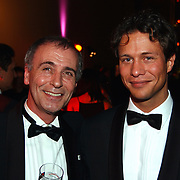 Playboyfeest 2003, Eddy becker en zoon