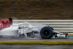 July 21, 2018 - Hockenheim, Germany - Motorsports: FIA Formula One World Championship 2018, Grand Prix of Germany, .#9 Marcus Ericsson (SWE, Alfa Romeo Sauber F1 Team) (Credit Image: © Hoch Zwei via ZUMA Wire)