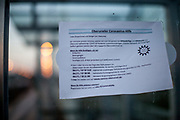 """An initiative named """"Oberursel Coronavirus-Help"""" is offering help for elderly and ill people during the Corona crisis."""